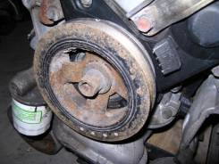Шкив коленвала. Mitsubishi Lancer Cedia, CS5W Двигатель 4G93