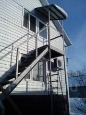 Сварочные работы: монтаж лестницы, крыльца, ворота, двери, калитки, крыльцо