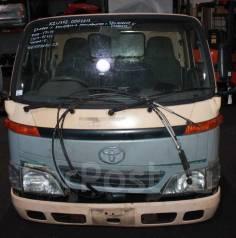 Кабина. Toyota Toyoace Toyota Dyna, XZU302 Toyota ToyoAce, XZU302 Двигатель S05C. Под заказ