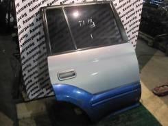 Дверь боковая Toyota Land Cruiser Prado, правая задняя