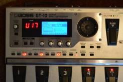 Гитарный процессор Boss GT-10. Под заказ