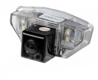 Камера заднего вида. Honda Crosstour Honda Fit Honda CR-V