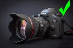Canon EOS 5D Mark III Kit. 20 и более Мп