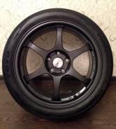 Вынужден расстаться с комплектом колес,18 5/114 ет35 8,5J на TOYO PROX. 8.5x18 5x114.30 ET35