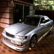 Обвес кузова аэродинамический. Toyota Mark II, GX105, GX100, LX100, JZX105, JZX100, JZX101. Под заказ