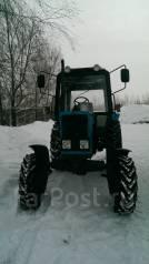 МТЗ 82.1. Продаю трактор МТЗ - 82.1 2014 ОТС., 4 200 куб. см.