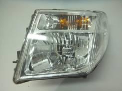 Фара. Nissan Navara Nissan Pathfinder Двигатели: V9X, VQ40DE. Под заказ
