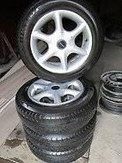 Продам комплект летних колес 175/65/14. x14 4x100.00, 4x114.30