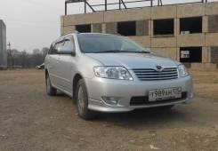 Toyota Corolla Fielder. автомат, 4wd, 1.5 (109 л.с.), бензин