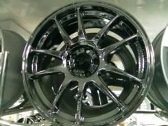 Sakura Wheels. 7.5x18, 5x100.00, ET45, ЦО 73,1мм.