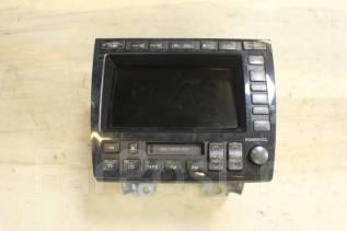 Блок управления климат-контролем. Toyota Aristo, JZS161, JZS160