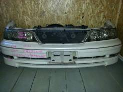 Бампер. Toyota Mark II, GX100 Двигатель 1GFE