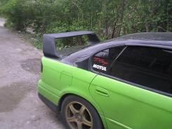 Спойлер. Subaru Legacy B4