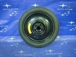 Колесо запасное. Subaru Legacy B4, BL9, BL5 Subaru Legacy, BL, BP9, BL5, BP, BL9, BP5 Двигатели: EJ204, EJ203, EZ20, EJ20, EJ253
