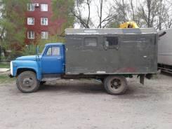ГАЗ 53-12. КУНГ, 5 000 куб. см., 3 000 кг.