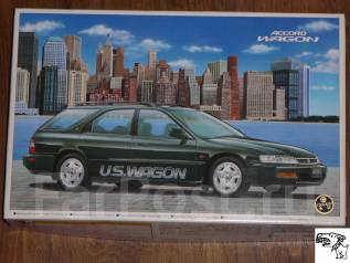 Продам масштабную сборную модель Honda Accord Wagon CE1