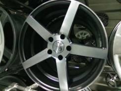 Sakura Wheels. 8.0x18, 5x120.00, ET25, ЦО 74,1мм.