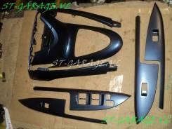 Консоль центральная. Toyota Caldina, AZT241W, ST246W, AZT246W, ZZT241W, AZT241, ZZT241, AZT246, ST246