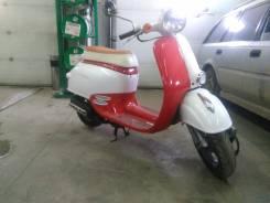 Honda Giorno. 49 куб. см., исправен, птс, без пробега