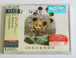 Queen / Innuendo Japan SHM-SACD Limited Pressing Out Of Print