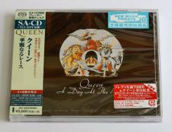 Queen / A Day At The Races Japan SHM-SACD Out Of Print