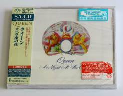 Queen / A Night At The Opera Japan SHM-SACD Out Of Print