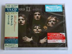 Queen / Queen II Japan SHM-SACD Limited Pressing Out Of Print
