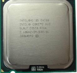 Intel Core 2 Duo E4700