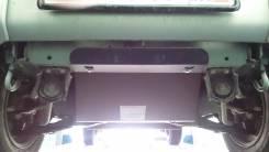 Защита двигателя. Mitsubishi Pajero Mini