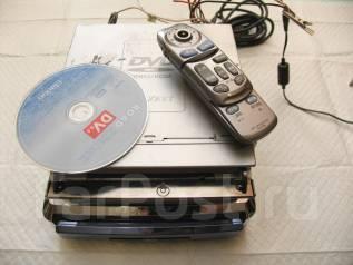 DVD video rom Addzest + Carrozzeria + пульт ду Panasonic.