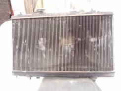 Радиатор охлаждения двигателя. Mitsubishi Dingo, CQ5A, CQ2A, CQ1A Двигатель 4G15