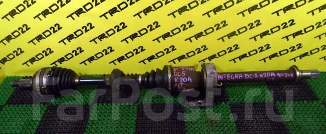 Привод. Honda Civic Honda Integra, DC5, LA-DC5, ABA-DC5, ABADC5, LADC5 Двигатели: PSHD58, K20A3, K20A