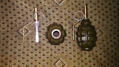 Макеты гранат.