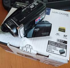 Sony HDR-XR200E