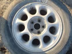 Продам 2 колеса и диск. x14 5x100.00