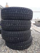 Dunlop Bb490. Зимние, без шипов, 2016 год, без износа, 8 шт