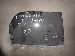 Стекло боковое. Daihatsu Terios Kid, J111G