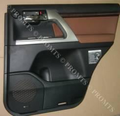 Обшивка двери. Toyota Land Cruiser, J200, VDJ200, GRJ200, URJ200, UZJ200