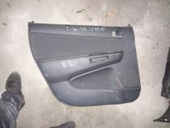Обшивка двери. Toyota Wish, ANE11, ANE10, ANE10G, ANE11W