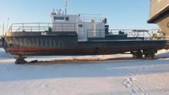 Костромской судомеханический завод. Год: 2015 год, длина 19,50м., двигатель стационарный, 150,00л.с., дизель