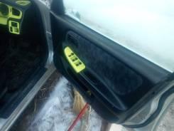 Накладка на ручку двери внутренняя. Nissan Bluebird, HU14 Двигатель SR20DE