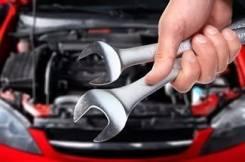 Услуги по ремонту автомобилей.