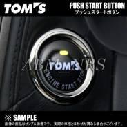 Кнопка запуска двигателя. Toyota: Vitz, Noah, Crown, Mark X, Prius, Chaser Subaru Forester Двигатели: 1NZFXE, 2ZRFXE. Под заказ