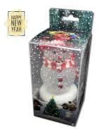 Подарочный USB-Снеговик с Подсветкой