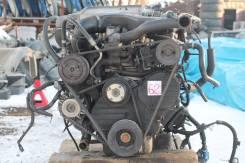 Двигатель. Isuzu Bighorn, UBS69GW Двигатель 4JG2
