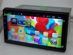 Магнитола Универсальная на Android 6.0/wi-fi/GPS/BT/4ядра (1024-600)