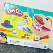 Зубастик от play-doh игрушка