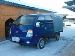 Kia Bongo III. Продам грузовик Kia Bongo iii 4wd, 2 900 куб. см., 1 000 кг.