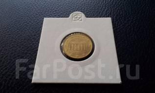 Германия. 10 Евроцентов 2002 года. F.