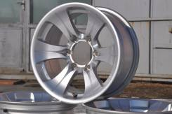 360 FORGED GT MESH7. 8.0x16, 6x139.70, ET2, ЦО 110,0мм.